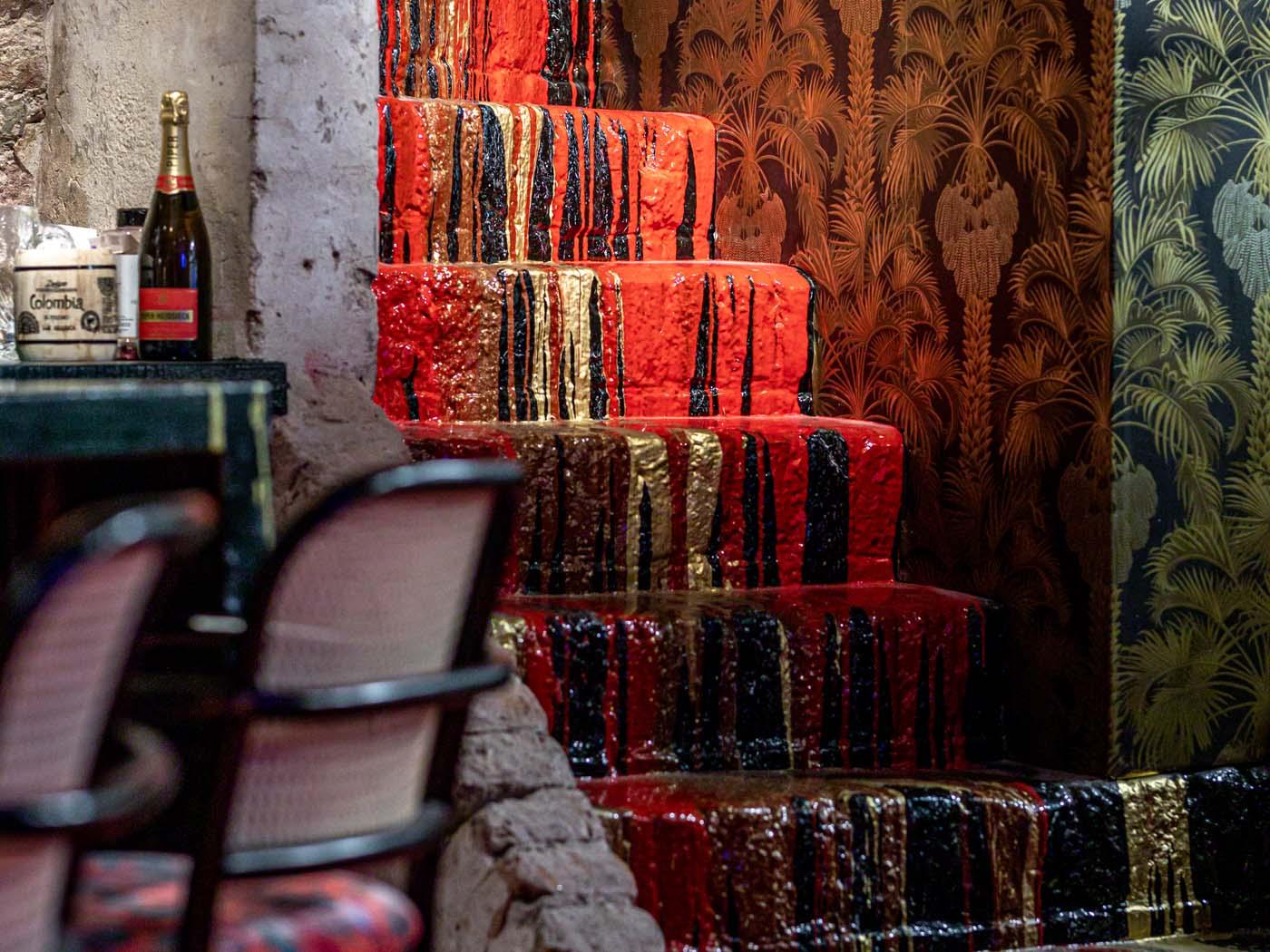 Epoxy trap Rum Club Utrecht