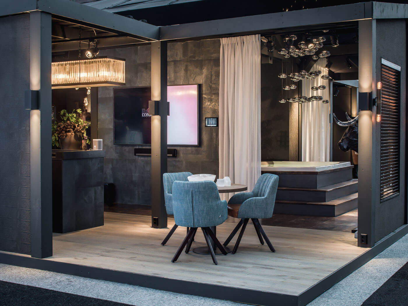 Stand design InteriorMX Masters of LXRY 2016