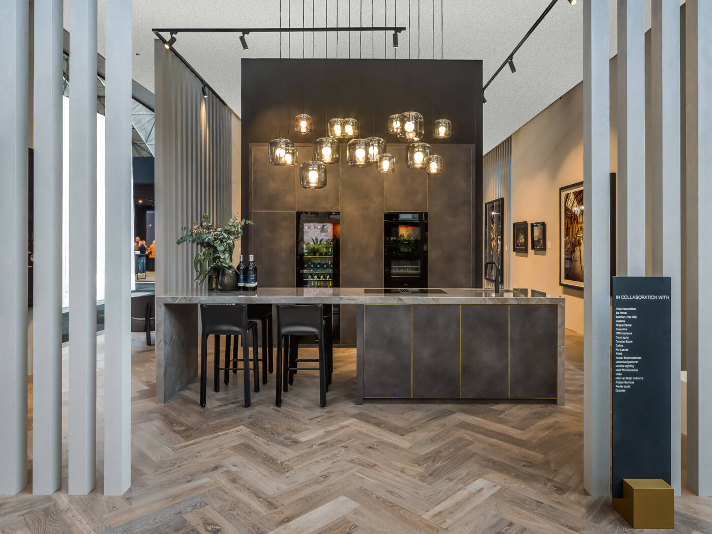 Stand design Mariska Jagt Masters of LXRY 2019
