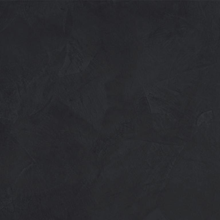 Antraciet glanspleister met marmer effect