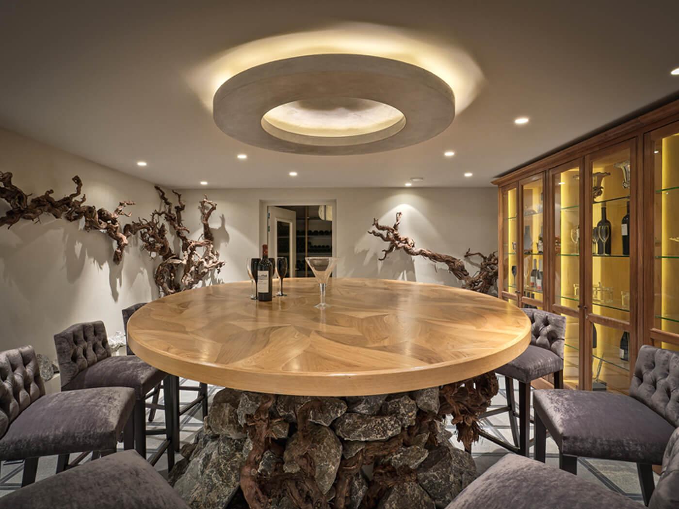 Horeca interieurdesign Kasteel Withof