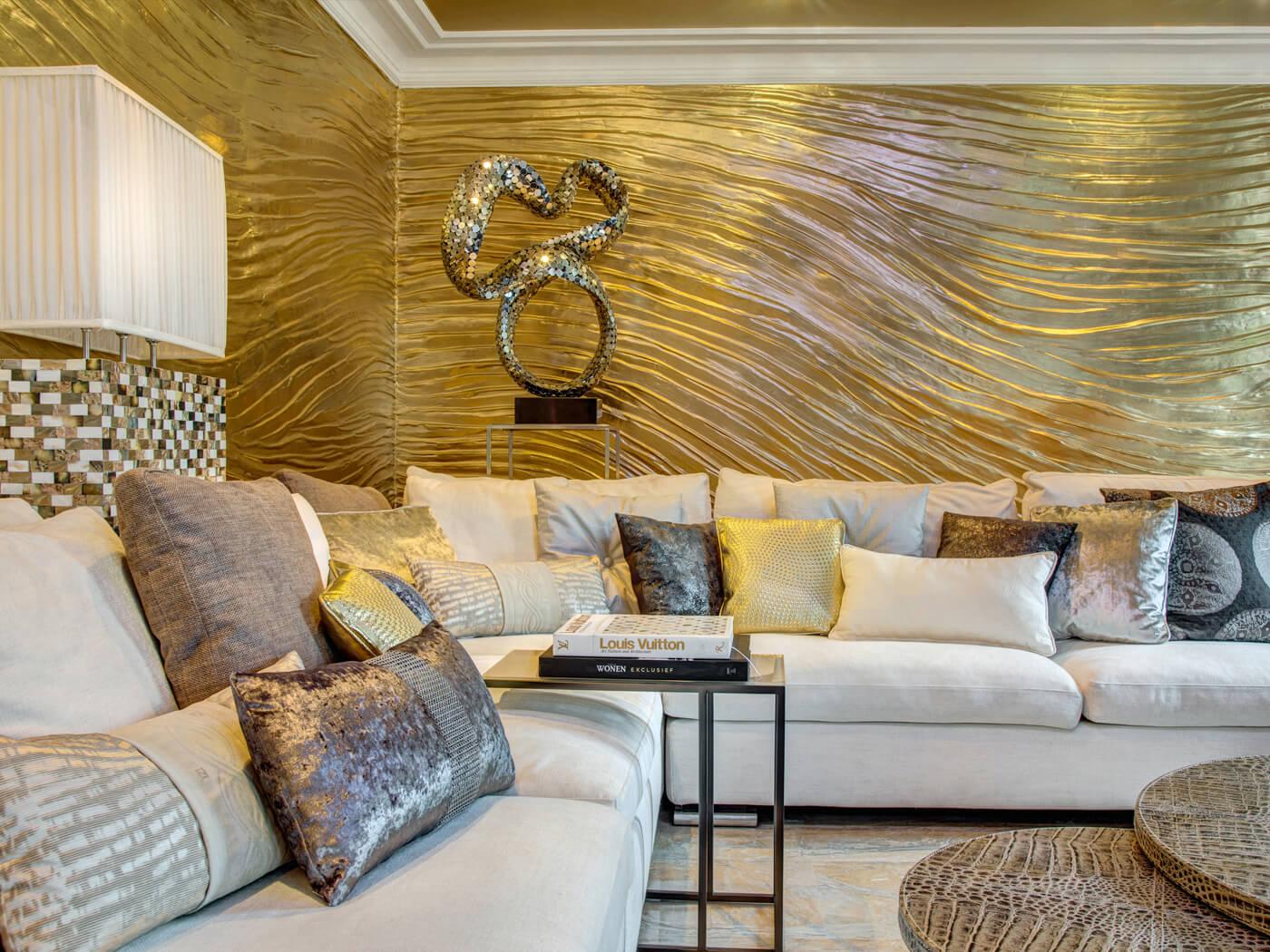Interieurdesign Villa Mattes