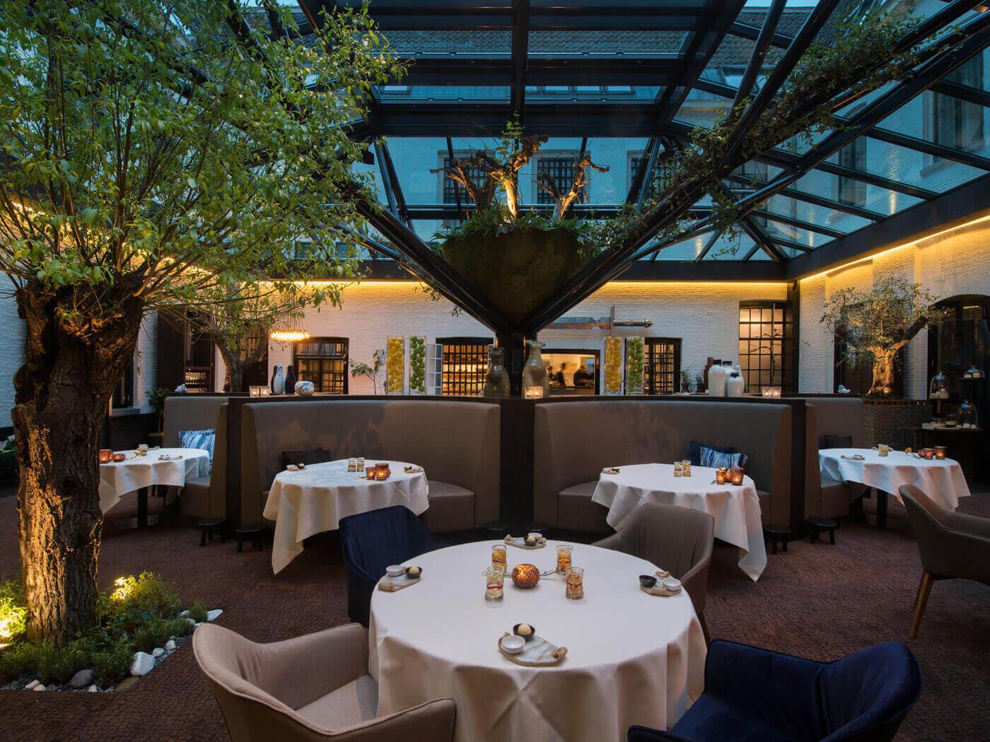 Restaurant design Liberije Zwolle