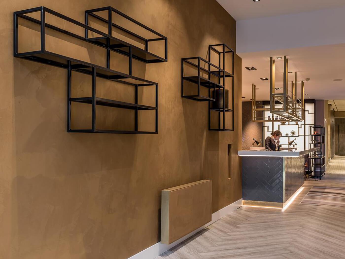 Hotel design Sandton Eindhoven