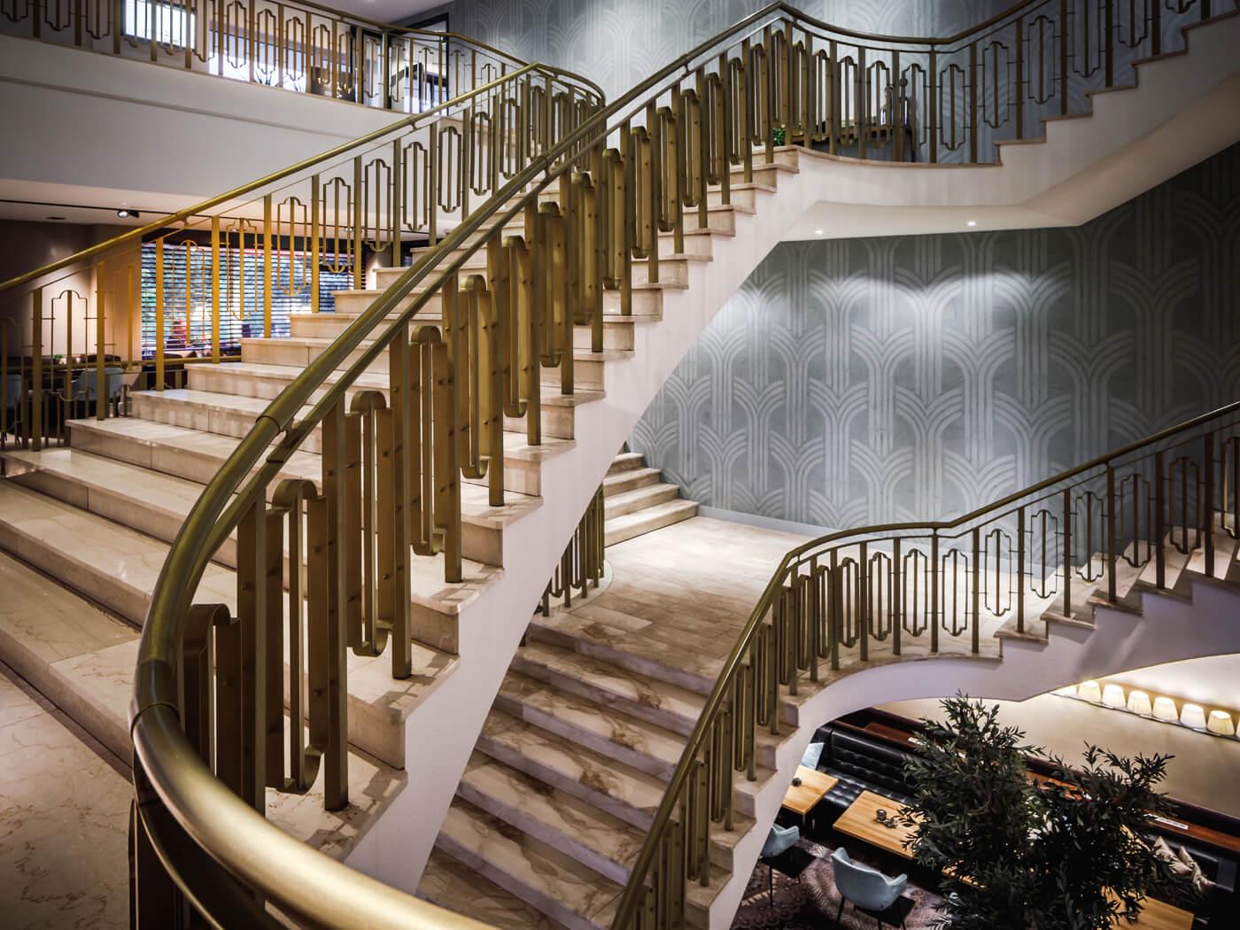 Hotel design Van der Valk Assen