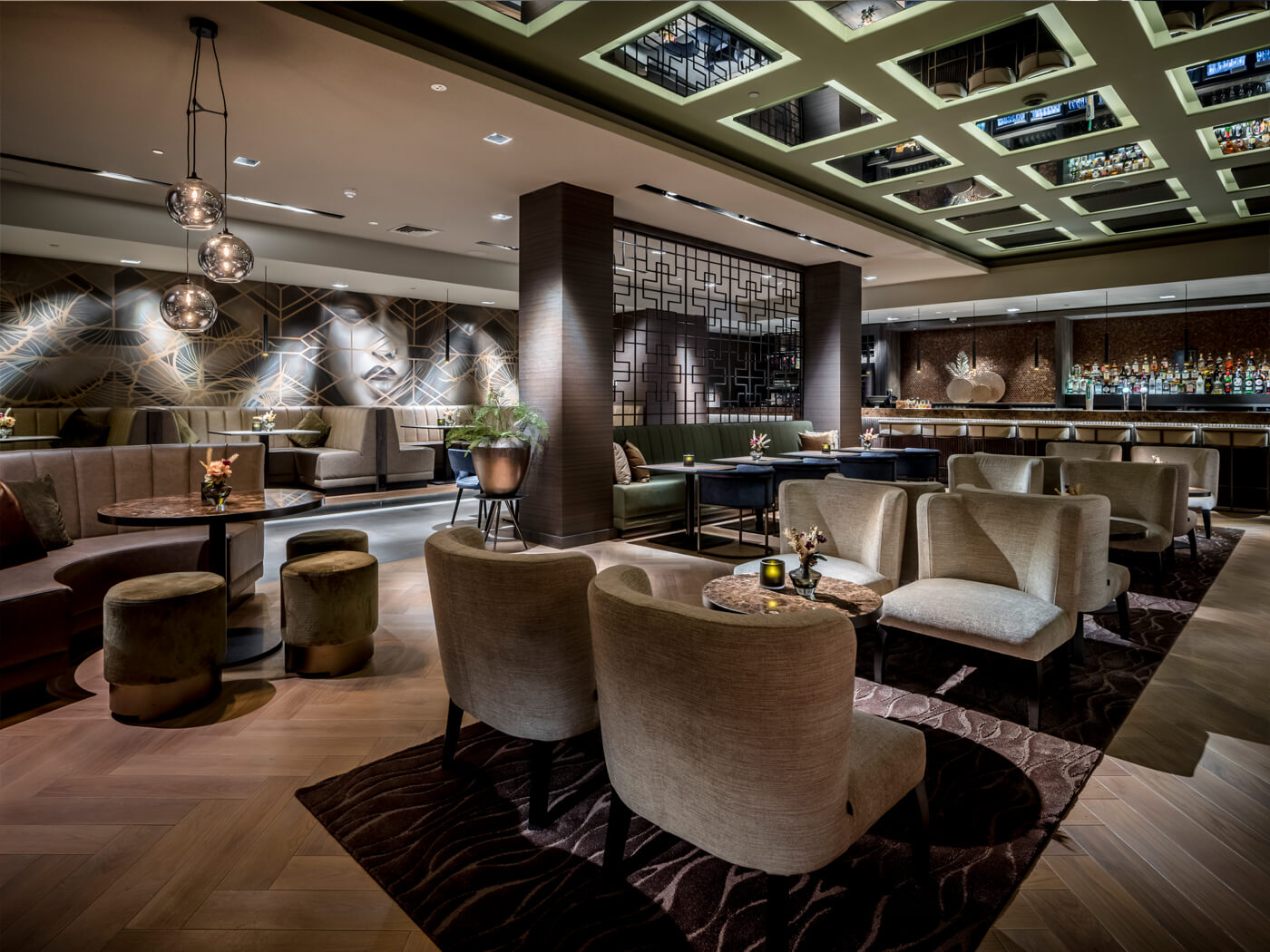 Hotel design Van der Valk Dordrecht