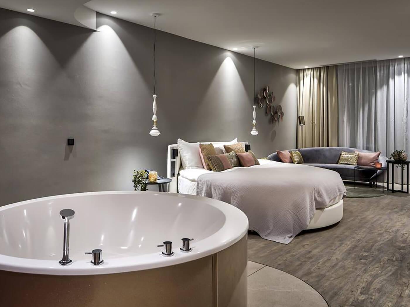 Hotel design Van der Valk Tilburg