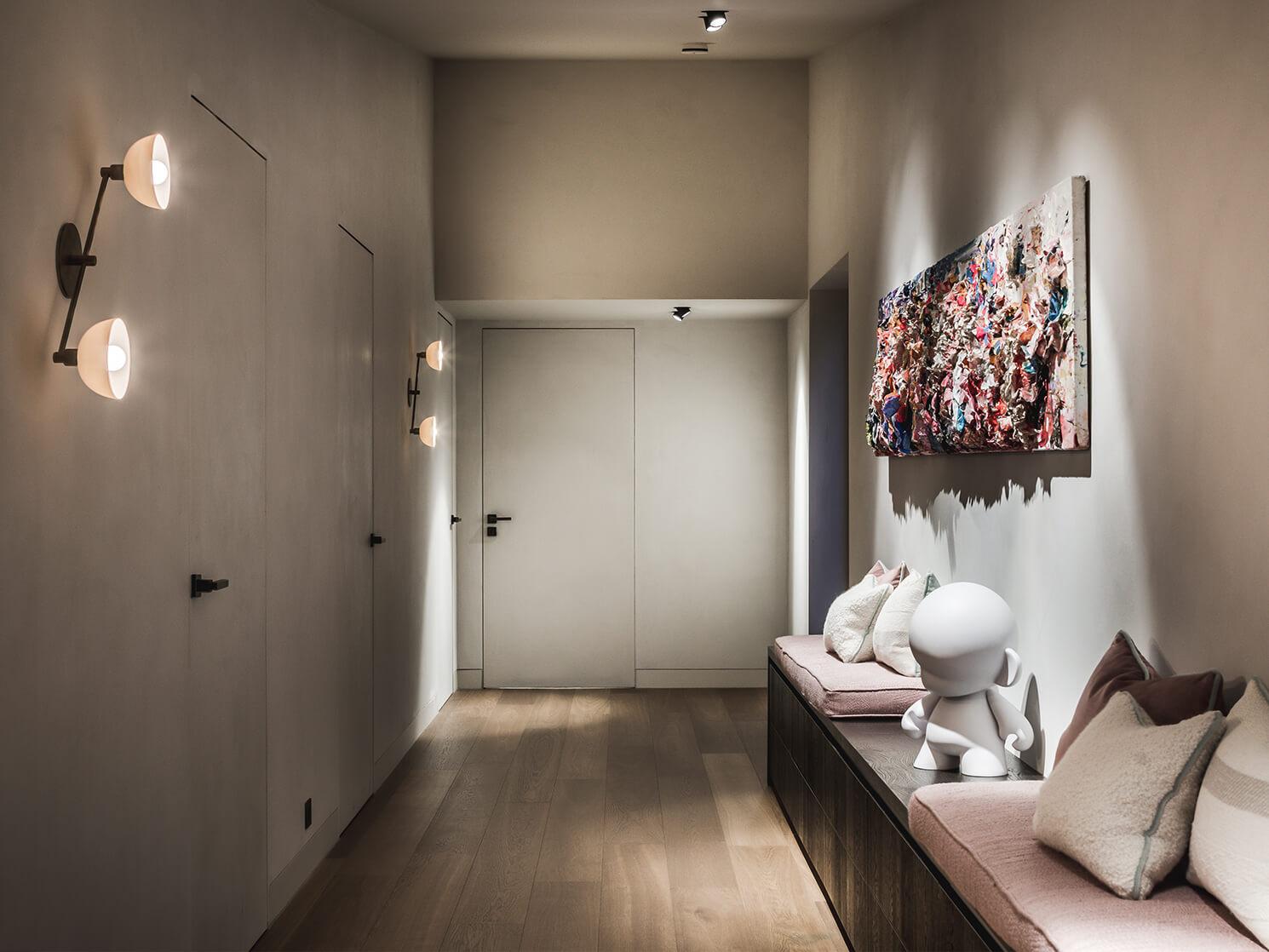 Interieur design Villa Bergen Rocco Yadine