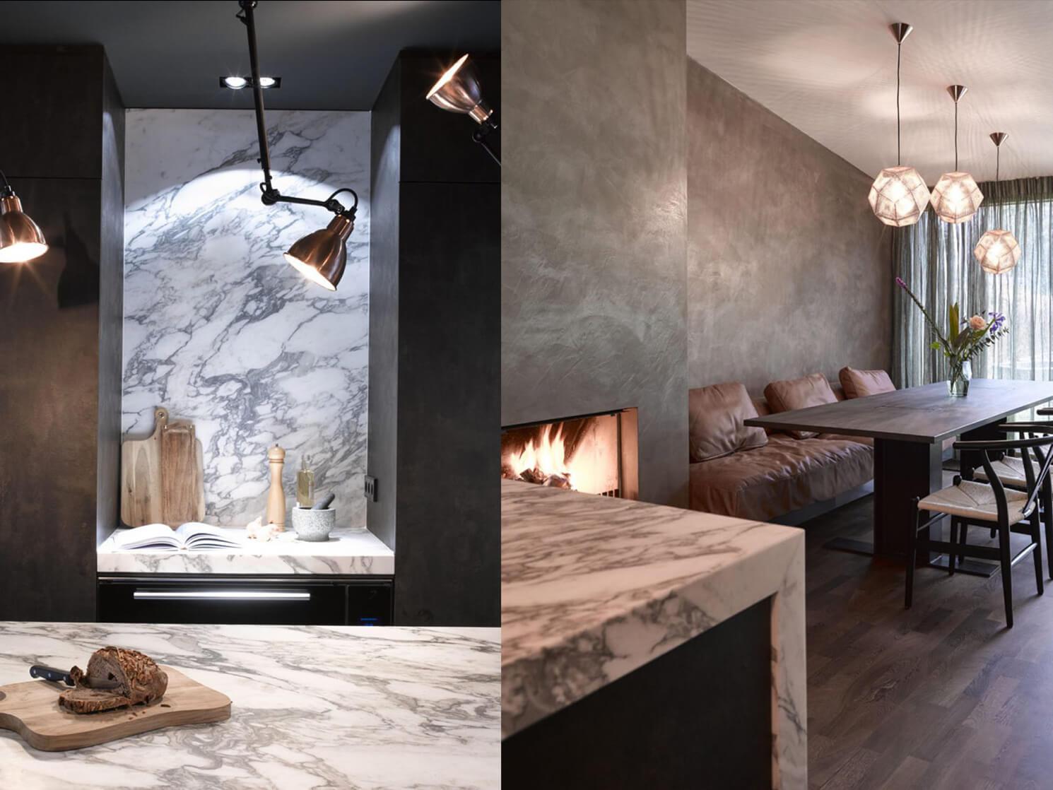 Interieur design Villa Duinrand Jeroen Zwetselaar
