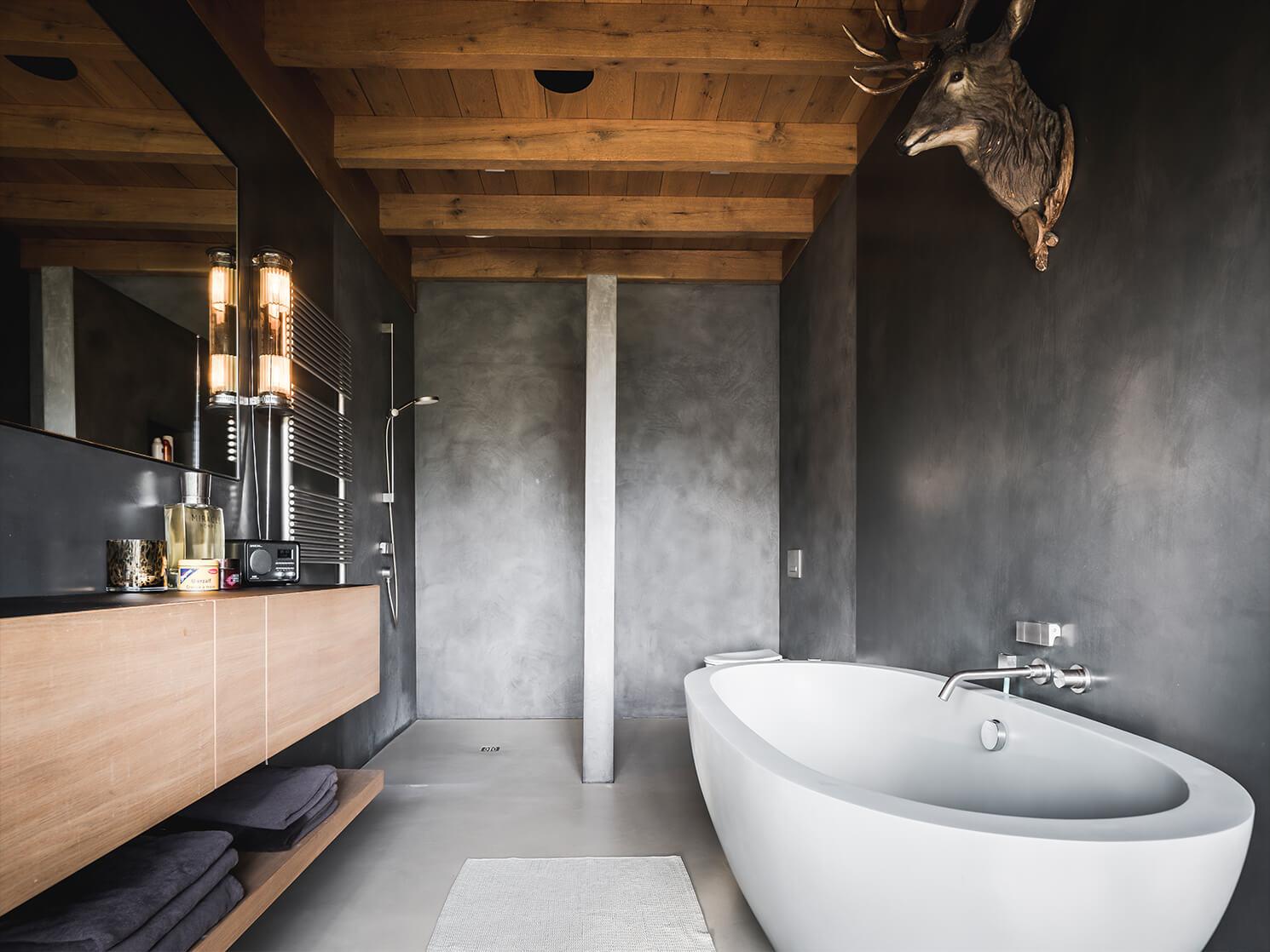 Interieur design Villa Terra Nova