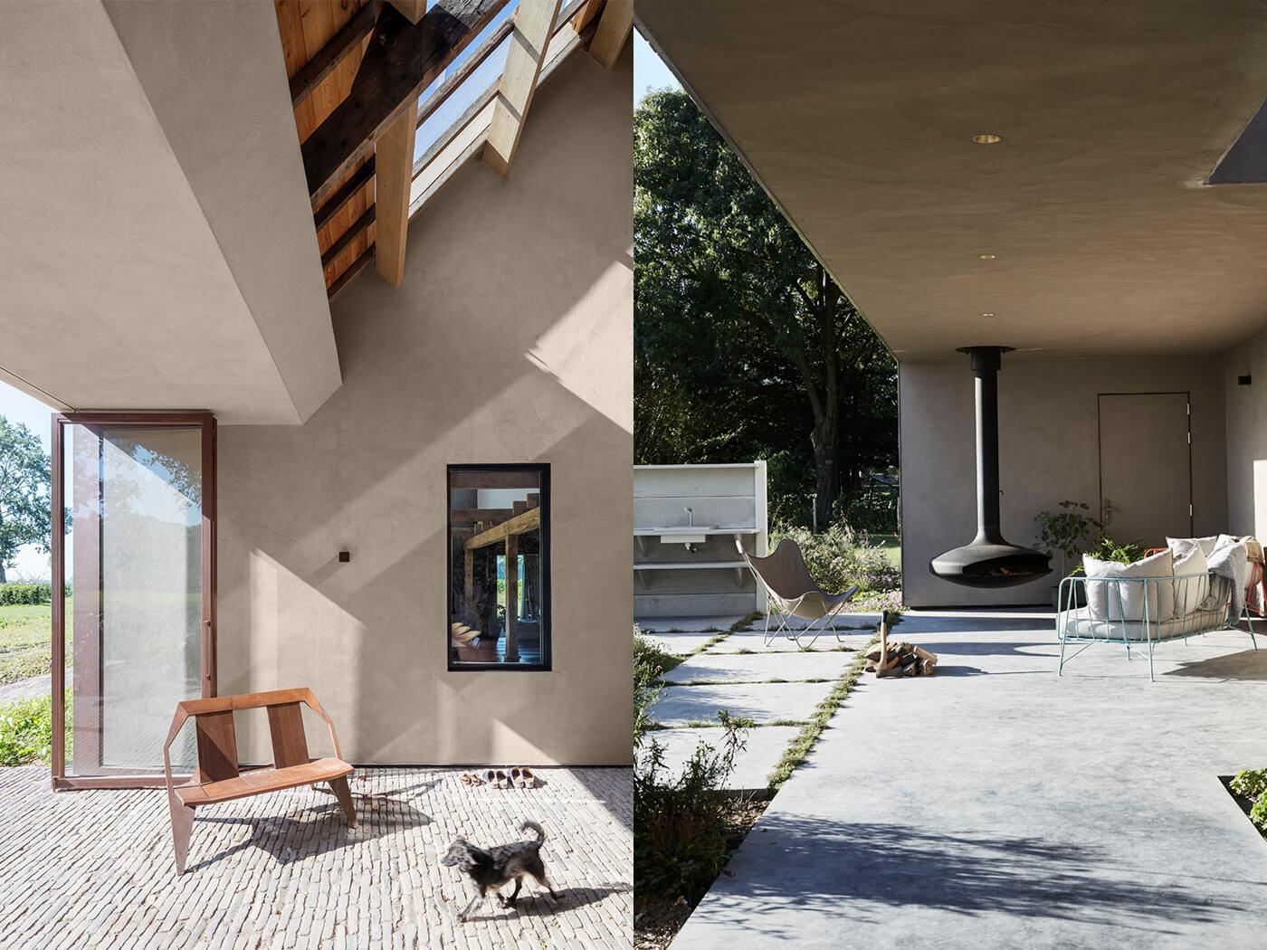 Interieur design woonboederij xxl Jeroen Zwetselaar