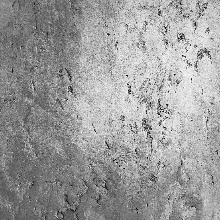 Verouderde-wand-look licht grijs