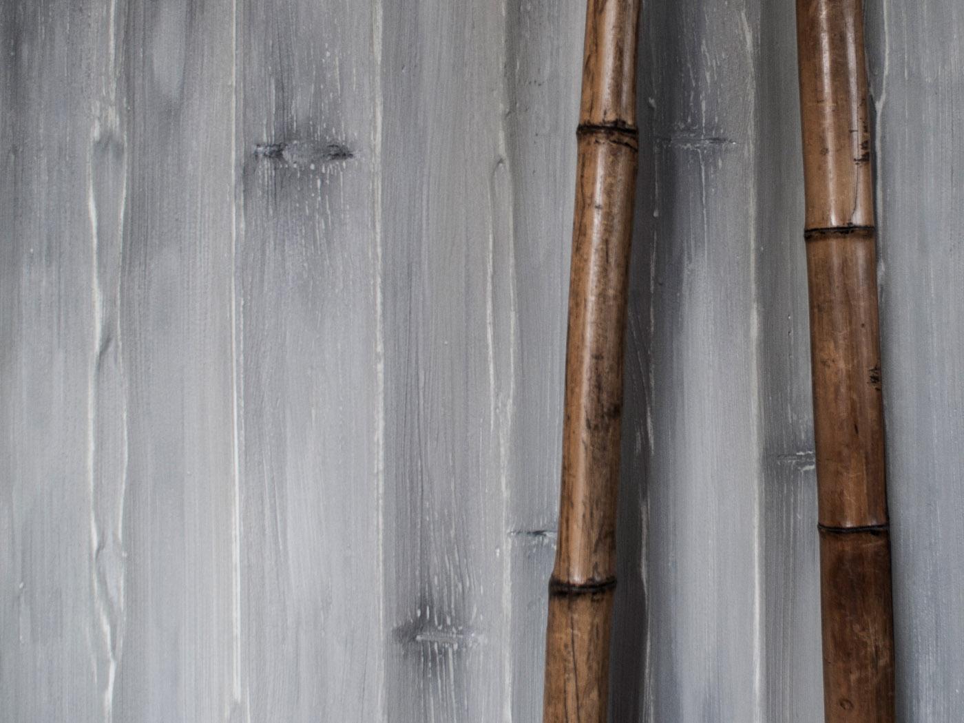 Concreto Bamboo detail