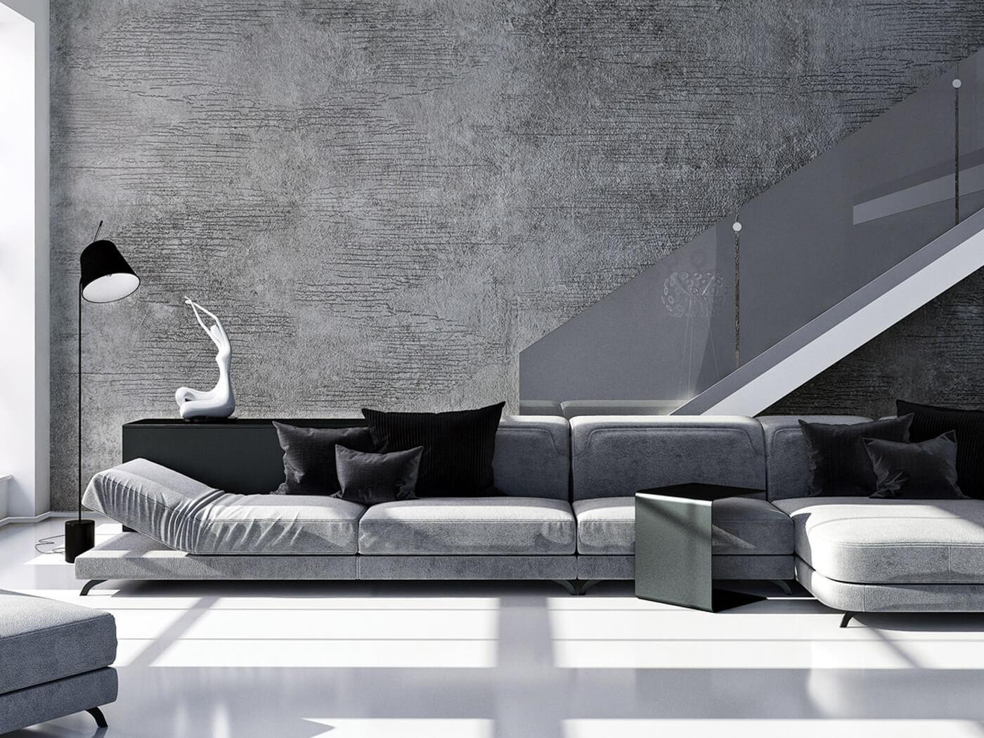 Stucwerk Striato Matteo Brioni