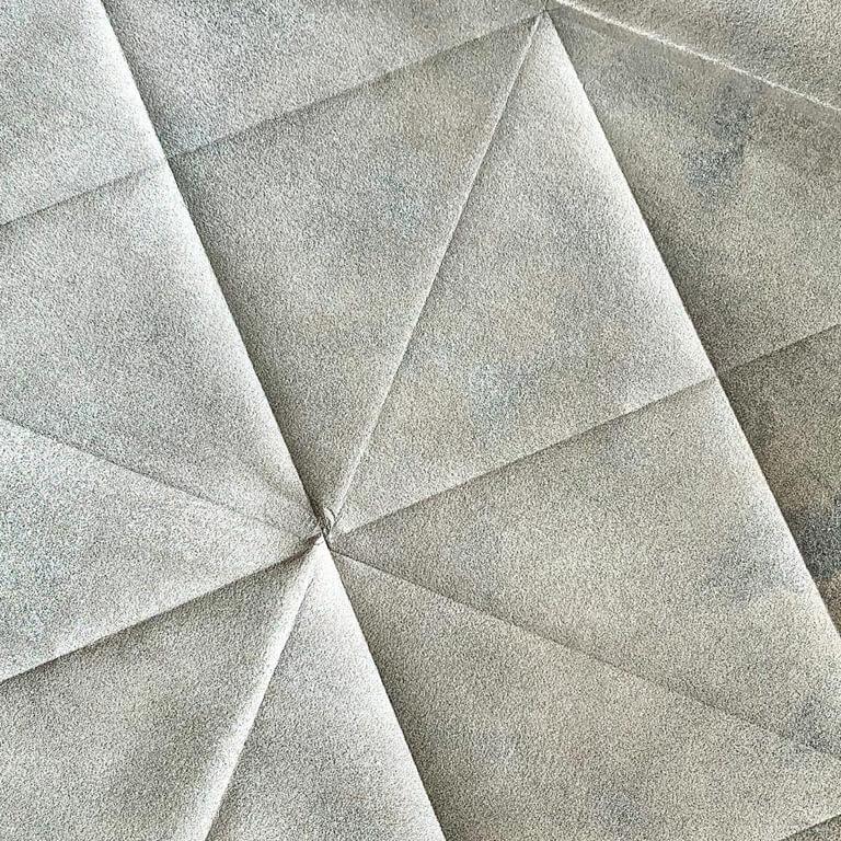 F-silver behang Dofine