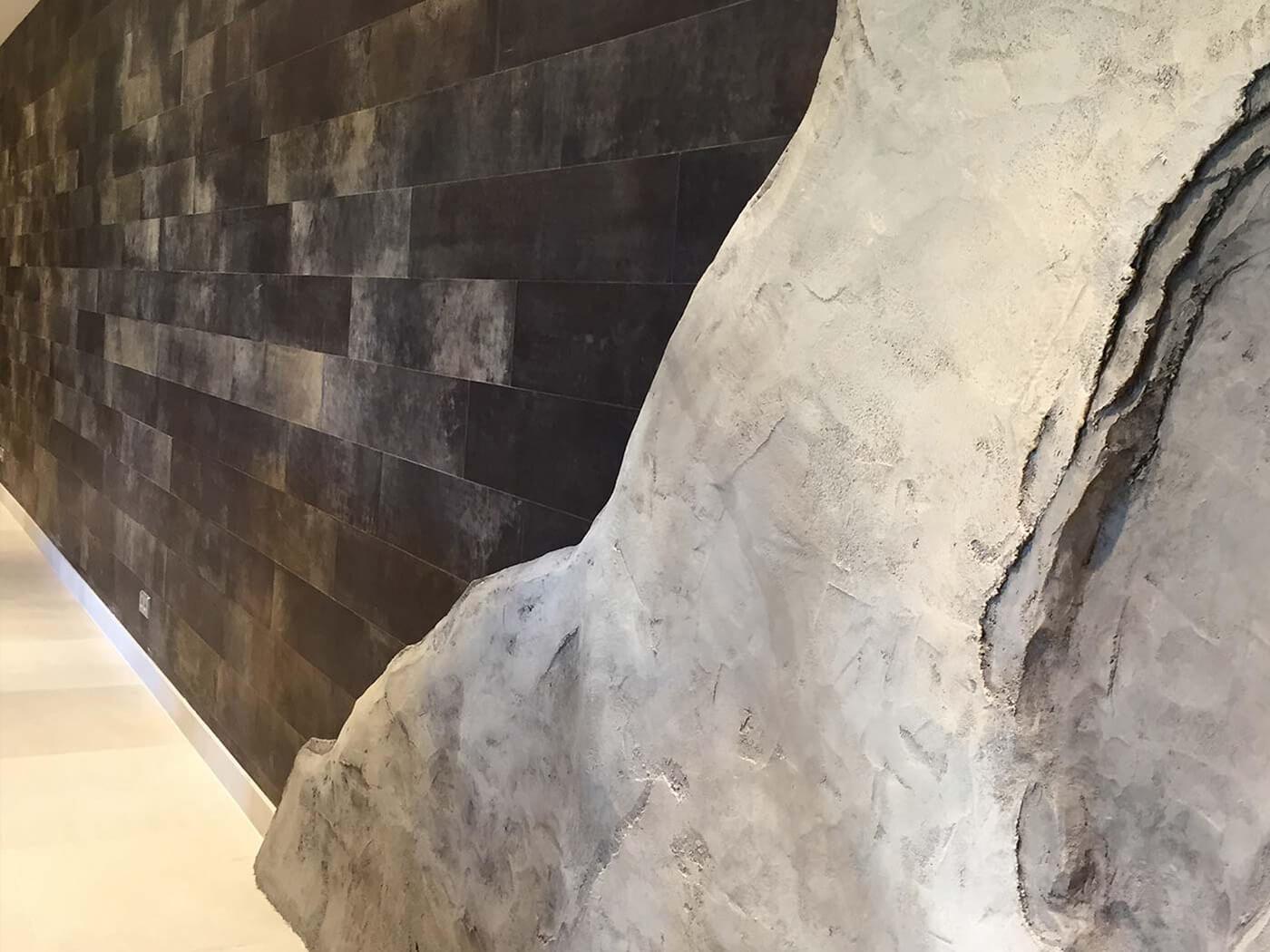 Rock Wall Van der Valk Oostzaan 2