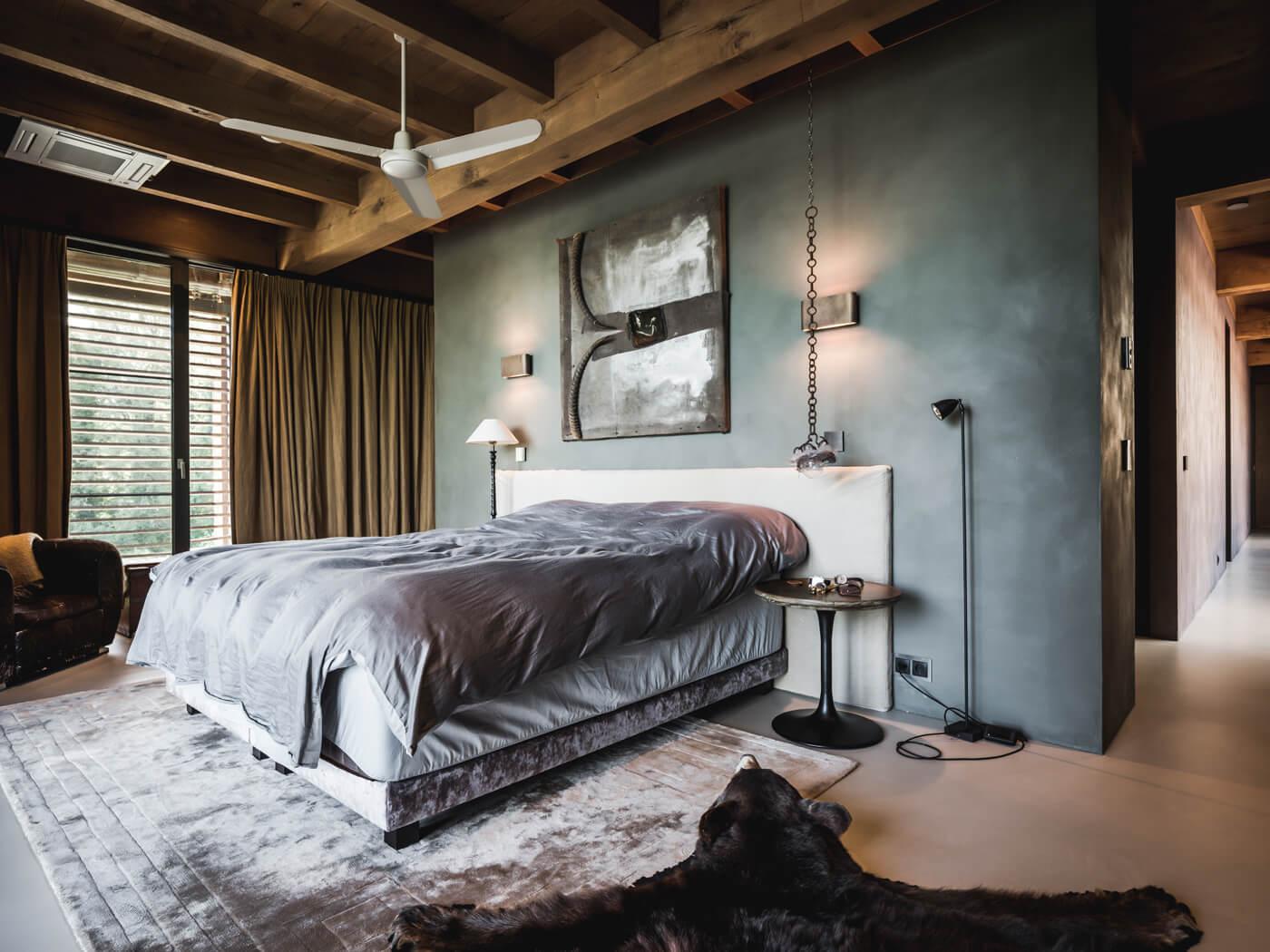 Villa Terra Nova slaapkamer Loenen aan de Vecht